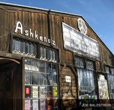 Ashkenaz's Cafe